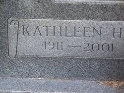 Kathleen <i>Haire</i> Bordeaux