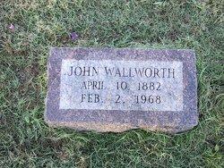 John Wallworth