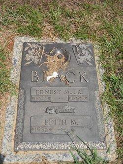 Ernest M Black