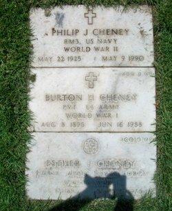 Pvt Esther J Cheney