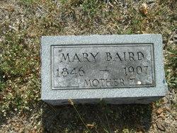 Mary <i>MacIntosh</i> Baird