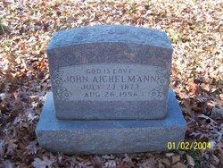 John Aichelmann
