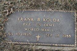 Frank B Kolda