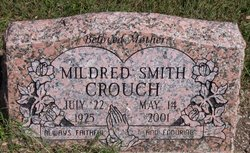 Mrs Mildred <i>Smith</i> Crouch