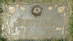 Imogene <i>Gregory</i> Anderson