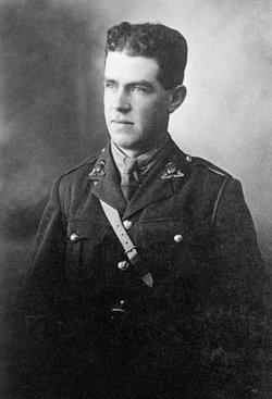 Second Lieutenant Bernard Matthew Cassidy