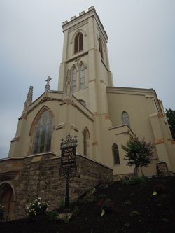 Saint John Episcopal Church Cemetery