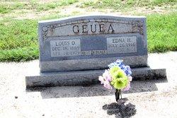 Edna Henrietta <i>Leinweber</i> Geuea