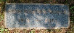 Dr Robert Houghton Hepburn