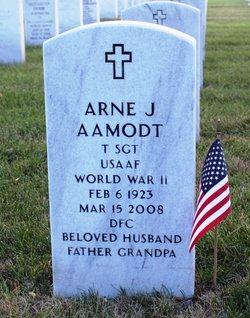 Sgt Arne J Aamodt