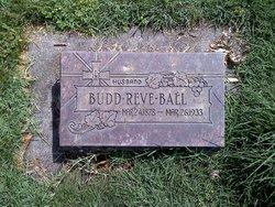 Bud Reve Ball