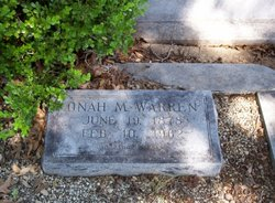 Onah Mae <i>Webb</i> Warren Perry