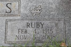 Ruby Lee <i>Werts</i> Anders