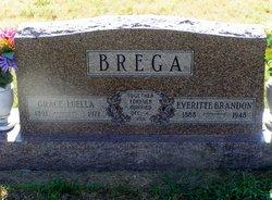 Grace Luella <i>Chiles</i> Brega
