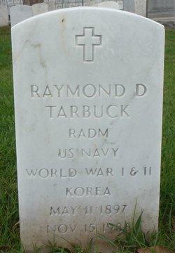 Raymond Dumvill Tarbuck
