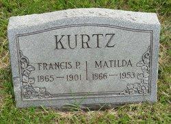 Matilda <i>Lange</i> Kurtz