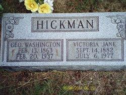 George Washington Hickman, Jr