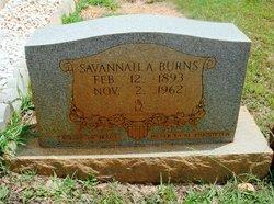 Savannah A. Burns