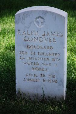 Ralph James Conover