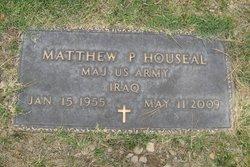 Maj Matthew P. Houseal