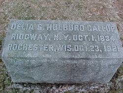 Delia Susanna <i>Hulburd</i> Gallup