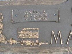 Ansel Z Massey