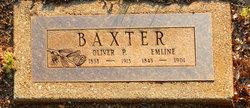 Emline <i>Smith</i> Baxter