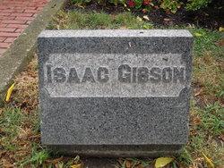 Rev. Isaac Gibson