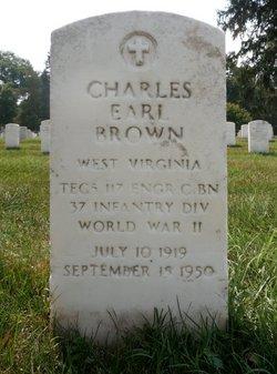 Charles Earl Brown