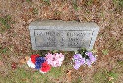 Catherine Buckner