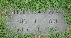 Albert Lewis Kirby