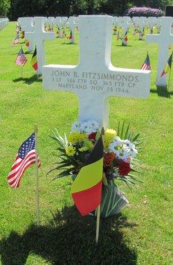 1Lt John B Fitzsimmonds