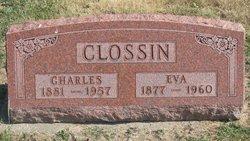 Eva Frances <i>Laflin</i> Clossin