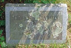 Helen E. (Nellie) <i>Harris</i> Bond