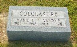 Marie L. <i>Puckett</i> Colclasure