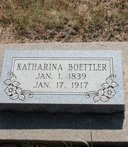 Katharina <i>Klinghammer</i> Boettler