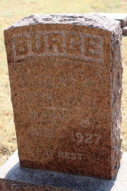 Elbert R. Burge