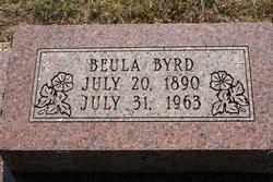 Beulah Byrd
