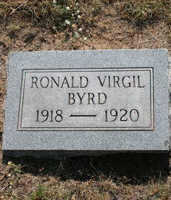 Ronald Virgil Byrd