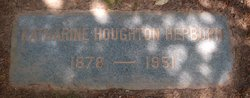 Katharine Martha Kit <i>Houghton</i> Hepburn