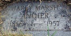 Harry Marsh Angier
