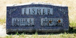 Lester Round Fisher