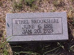 Ethel <i>Bishop</i> Brookshire