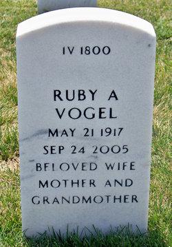 Ruby A Vogel