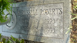 Randy Russell Roberts, Jr