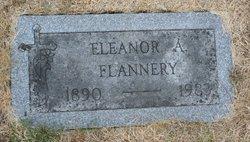 Eleanor A. <i>Hanley</i> Flannery
