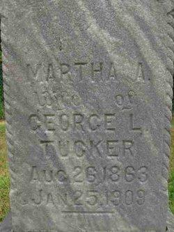 Martha Ann <i>Bartlett</i> Tucker
