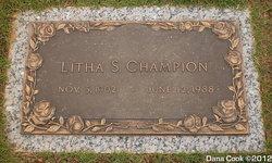 Litha S White-Champion
