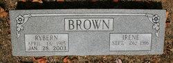 Irene <i>Grable</i> Brown