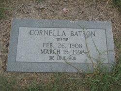 Cornelia V <i>Carter</i> Batson
